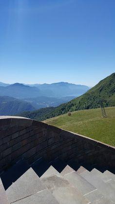 Monte Tamaro 4- Pretty sure I can see Lake Lugano from here.