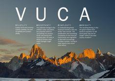 Welcome to the VUCA era