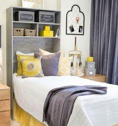 Bed Cubby, Dorm Cubby, Dorm Bed Shelves, Dorm Storages, Dorm Shelves – Dorm-Decor