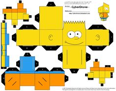 Cubee___Bart_Simpson_by_CyberDrone