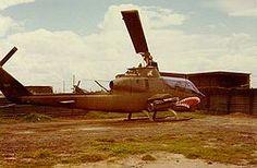 Bell AH-1G en Vietnam.