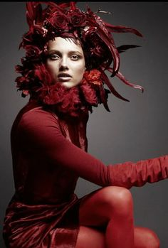 Karmen Pedaru by Greg Kadel for Numéro   Fashion photography   Editorial