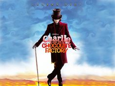 Charlie and the Chocolate Factory #movie