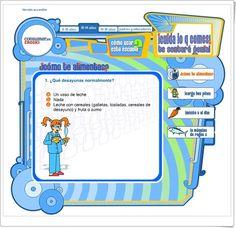 ¿Cómo te alimentas? (Test de alimentación de Eroski de 10 a 14 años) Map, Health, Food, Science Area, April 7, Interactive Activities, Teaching Resources, Health Care, Location Map