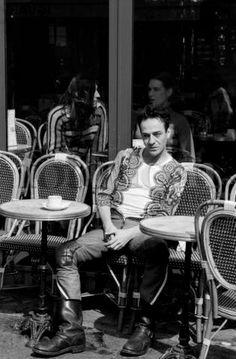 Fashion cafe -John Galliano