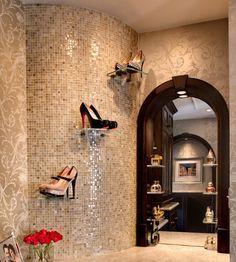 Click Pic for 32 DIY Shoe Organizer Ideas - Clear Shoe Shelves - DIY Shoe Storage Ideas