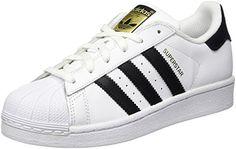 adidas Originals Superstar, Unisex-Kinder Sneakers