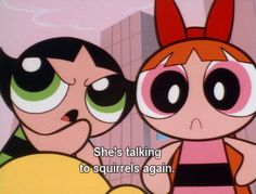 "The Powerpuff Girls | ""Fuzzy Logic"""