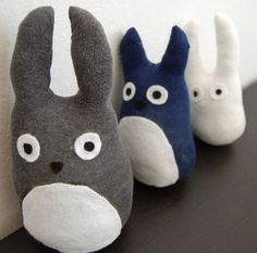 Really freaking cute! Easily made out of socks.