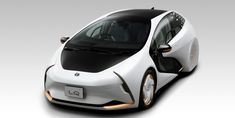 Toyota LQ concept is self-driving electric hatchback Bmw I3, Design Transport, Nissan, Benz, Tokyo Motor Show, Sitting Posture, Automobile, Car Headlights, Welcome To The Future