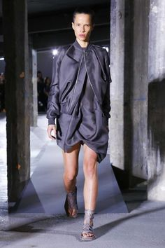 Rick Owens Ready To Wear Spring Summer 2016 Paris Live Fashion, Fashion Show, Runway Fashion, Latest Fashion, Rick Owens Men, Spring Summer 2016, Ss16, Ready To Wear, Fashion Photography