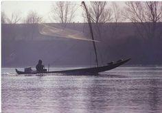 Pescatore sul Po