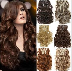 Would you like to length your hair quickly.Here, 15 kinds of color you can choose, there must one which can make you have the amazing new look!Now it is big sale in #Besthairbuy
