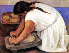 Dinge en Goete (Things and Stuff): Diego Rivera (December 8, 1886 – November 24, 1957)