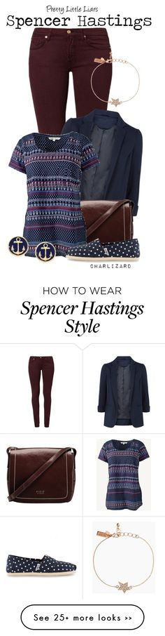 """Spencer Hastings"" by charlizard on Polyvore"