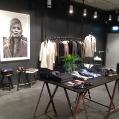 YME- concept store, visual merchandising, Oslo