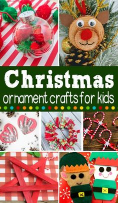 15+ Homemade Christmas Ornament Crafts for Kids #Christmascraft #Christmas #craft #kidscraft Homemade Christmas Crafts, Snowman Christmas Ornaments, Homemade Ornaments, Preschool Christmas, Christmas Crafts For Kids, Christmas Activities, Christmas Themes, Christmas Fun, Holiday Crafts
