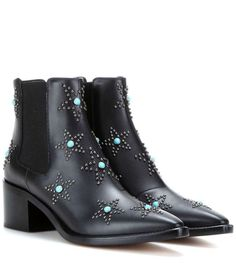 Ankle boots a punta Inverno 2017 - Ankle boots a punta Valentino
