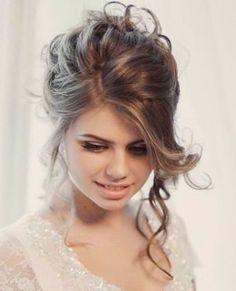 20 chic wedding hair updos for elegant brides. Beautiful wedding updo for elegant brides. Top 20 hair updos elegant brides in wedding.