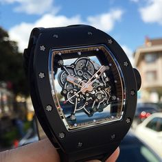 Richard Mille watch | source