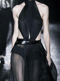 Haider Ackermann, 2014 Haider Ackermann, Shades Of Black, Phoenix, High Fashion, Gowns, My Style, Winter, Fashion Design, Accessories