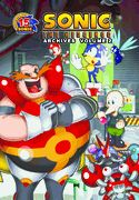 "Sonic The Hedgehog ""ARCHIVES""- Vol #2. Buy it now at the Archie Comics online store!"