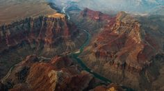 The Colorado: America's Most Endangered River The stretch of the river that winds through the Grand Canyon faces a trio of potential threats: a mine, a big development, and a growing town.