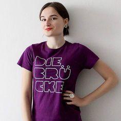 Nuestro proyecto paralelo rotoydescosida''' se hermana con una interesante marca de camisetas en Polonia @koszulki_archi! 3000 km no son distancia para las camiseticas ;) #camisetas #diebrucke #taller582 #koszulki_archi #tshirts #summeriscoming