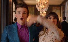 STILL: Kurt and Rachel Before Blaine's Proposal in Glee's Season 5 Premiere