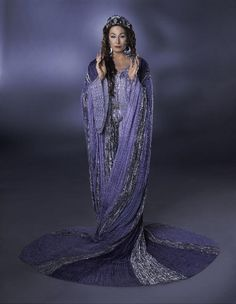 Viviane (from The Mists of Avalon)