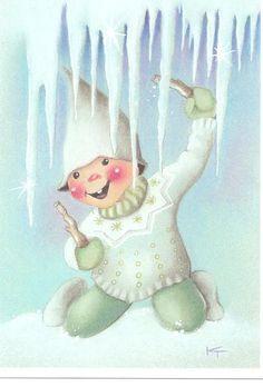 Sari Kaplas – Google+ Christmas Time Is Here, Kids Christmas, Christmas Crafts, Christmas Decorations, Christmas Ornaments, Christmas Greeting Cards, Christmas Greetings, Vintage Pictures, Cute Pictures