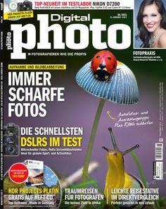 Die neue DigitalPHOTO 6/2015: Ab jetzt im Handel erhältlich! www.digitalphoto.de