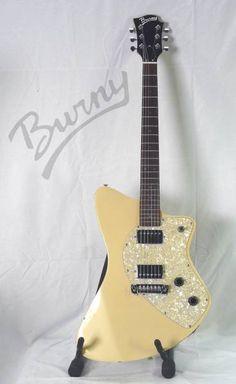 ☆Burny☆エレキギター☆Hシリーズ?☆傷有り☆ - ヤフオク!