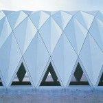 Renzo Piano's 1966 Sulfur Extraction Facility Auditorium Architecture, Folding Architecture, Modern Architecture Design, Pavilion Architecture, Sustainable Architecture, Interior Architecture, Factory Architecture, Residential Architecture, Landscape Architecture