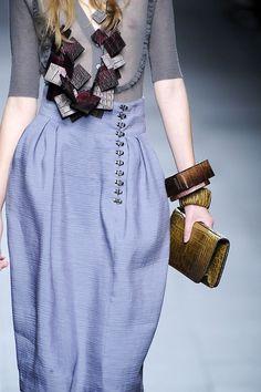 cb2c2ff8ec71 periwinkle Fashion Details, Love Fashion, High Fashion, Fashion Show,  Burberry Prorsum,