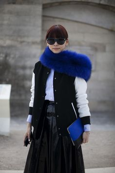 Fotos de street style en Paris Fashion Week | Galería de fotos 45 de 322 | Vogue