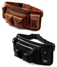 Porter Bags - Japan