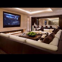 Luxury tv place