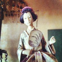 Geisha Geisha, Painting, Art, Art Background, Painting Art, Kunst, Paintings, Performing Arts, Painted Canvas