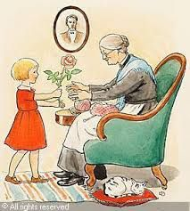Mor-mor är rar by Elsa Beskow on artnet. Browse upcoming and past auction lots by Elsa Beskow. Elsa Beskow, Swedish Vikings, Vintage Book Art, Art Folder, Scandinavian Art, Children's Literature, Children's Book Illustration, Vintage Pictures, Botanical Prints