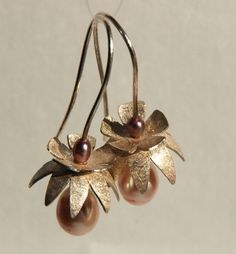 Earrings - Jewelry by Nicole Bolze ORIGINALS