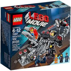 LEGO Movie Melting Room Play Set