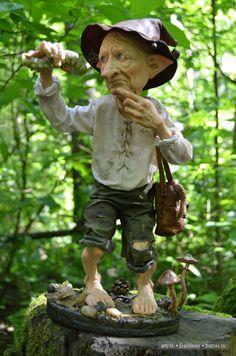 Дельмар. Авторская кукла Катрушовой Татьяны / Лепка авторских кукол / Бэйбики. Куклы фото. Одежда для кукол