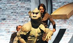 The Tempest - RSC - Puppets