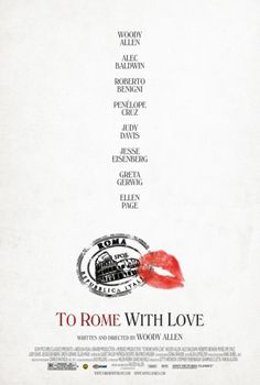 To Rome with Love (2012), Woody Allen