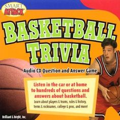 A basketball trivia game to challenge basketball fans. Play Smart Attack Basketball trivia in your car on the way to games or in the comfort of your home.