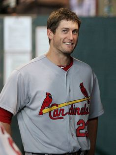 David Freese... He's sexy and he knows it. ♥