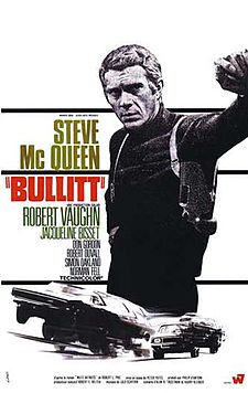 Bullitt ...1968 Composer: Lalo Schifrin This 'Frisco thriller saw Argentine pianist-turned-composer Lalo Schifrin surf the wave between the swinging '60s and the seedier side of a movie decade that would regularly throw together the cool, the sexy and the corrupt, but rarely with as much style.