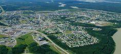 Thompson, Manitoba City Profile  #wolfcapitaloftheworld