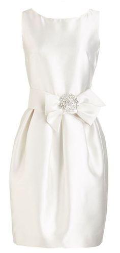 Silk Bodycon Dress